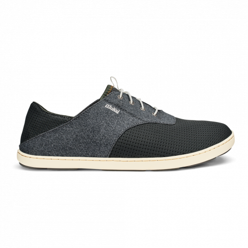 olukai-nohea-moku-dark-shadow men's casual shoe available online or in store at assembly88 men's shop in Allentown, PA
