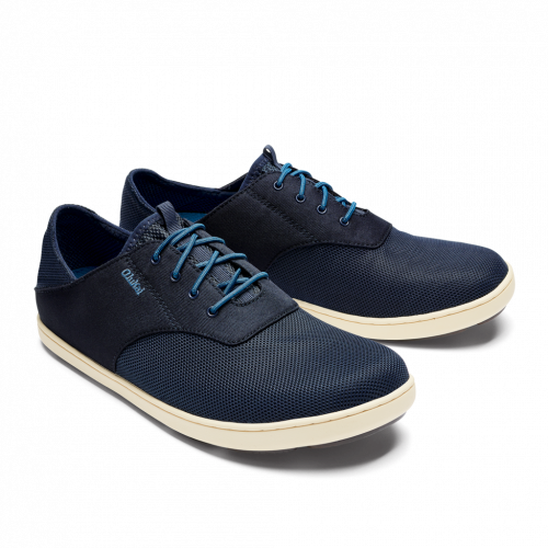 peter-millar-nohea-moku-blue-depth-men's-casual-shoe Available online or in store at assembly88 men's shop in Allentown, PA