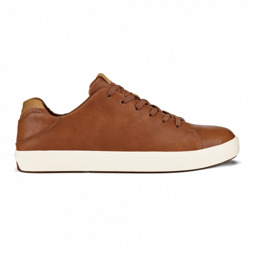olukai-laeahi-li-ili-fox men's casual shoe available online or in store at assembly88 men's shop in Allentown, PA