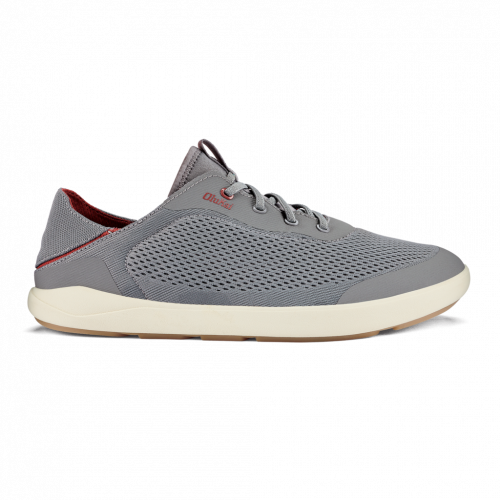 olukai-moku-pae-poi-red-ochre-men's-casual-shoe Available online or in store at assembly88 men's shop in Allentown, PA