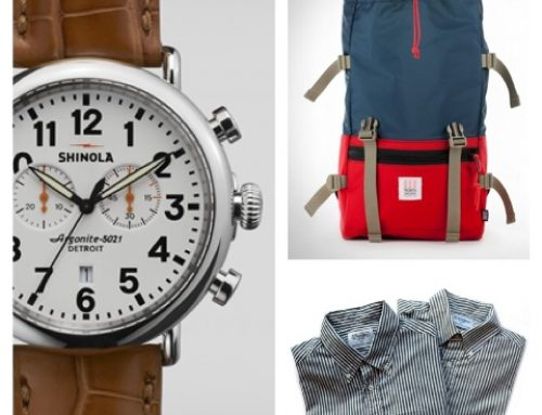 Coming to assembly88: Gitman Bros, Topo Designs, & Shinola