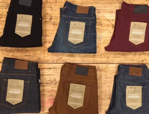 Fall 2016: Raleigh Denim Workshop