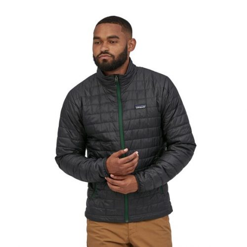 Patagonia Nano Puff Jacket Ink Black/Oak Grove