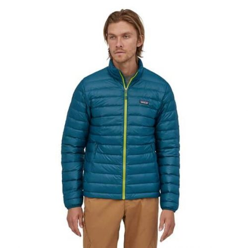 Patagonia Classic Down Sweater Jacket Crater Blue