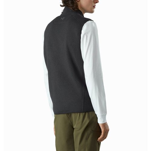 Arc'teryx Covert Vest Black for sale at Assembly 88 men's clothing store located in downtown Allentown Pennsylvania