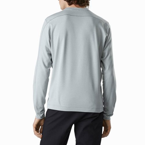 arcteryx-motus-ar-crew-ls-pixel-heather Available online or in store at assembly88 men's shop in Allentown, PA