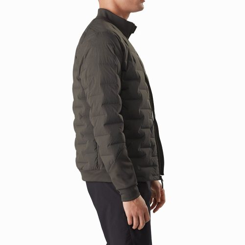 arcteryx-kole-down-jacket-penumbra Available online or in store at assembly88 men's shop located in Allentown, PA