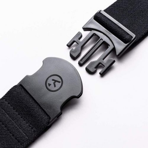 foundation-heather-navy-men's-belts can be found online or in store at assembly88 men's store located in Allentown, PA