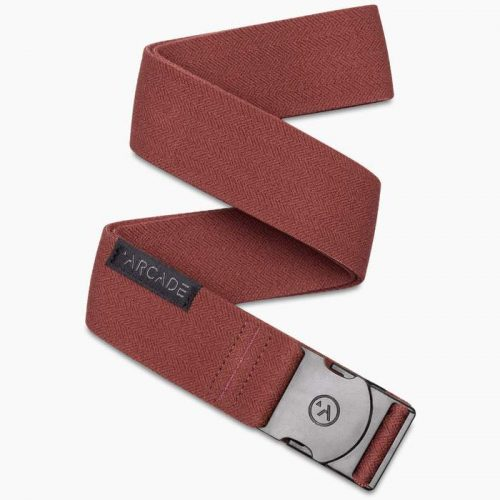 ranger-solids-vermilion-mens-belt can be found online or in store at assembly88 men's shop located in Allentown, PA