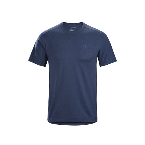 arcteryx-remige-shirt-ss-cobalt-moon Available online or in store at assembly88 men's shop in Allentown, PA