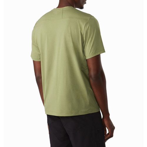 arcteryx-remige-shirt-ss-inertia-heather Available online or in store at assembly88 men's shop in Allentown, PA