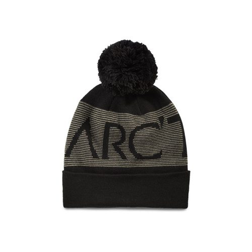 arcteryx-mini-stripe-banner-toque-black Available online or in store at assembly88 men's shop in Allentown, PA