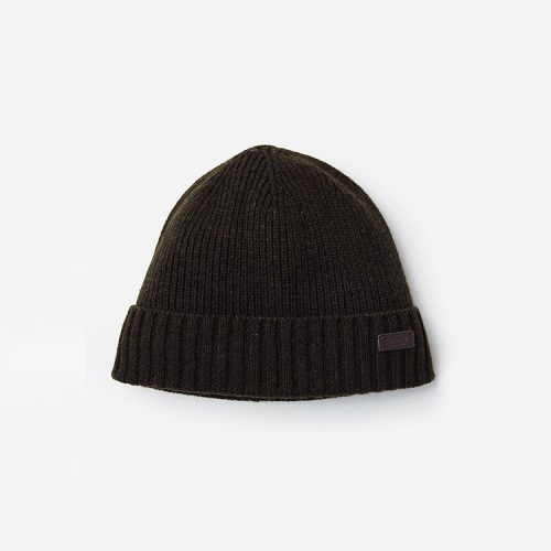 barbour-carlton-beanie-green Available online or in store at assembly88 men's shop located in Allentown, PA