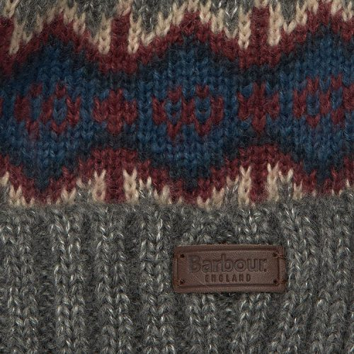 barbour-case-fair-isle-beanie Available online or in store at assembly88 men's shop located in Allentown, PA
