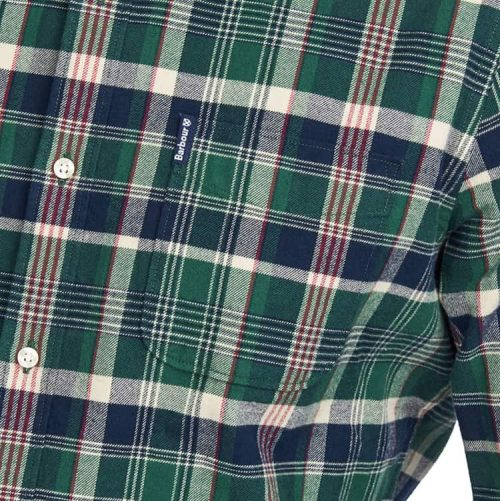 Barbour Highland Check 31 Shirt Green