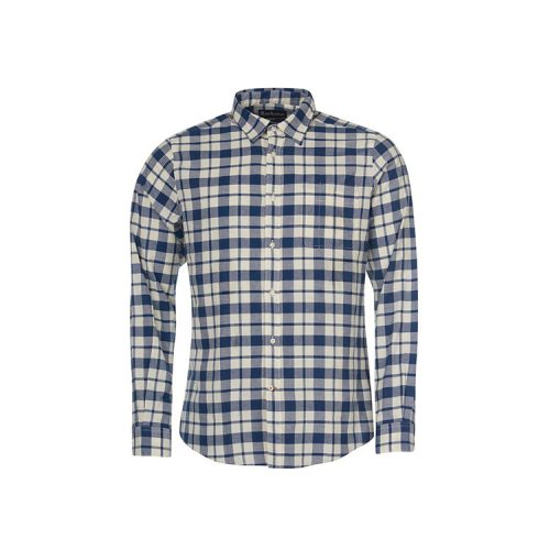 barbour-sealton-shirt-washed-navy-men's-button-down Available online or in store at assembly88 men's shop in Allentown, PA