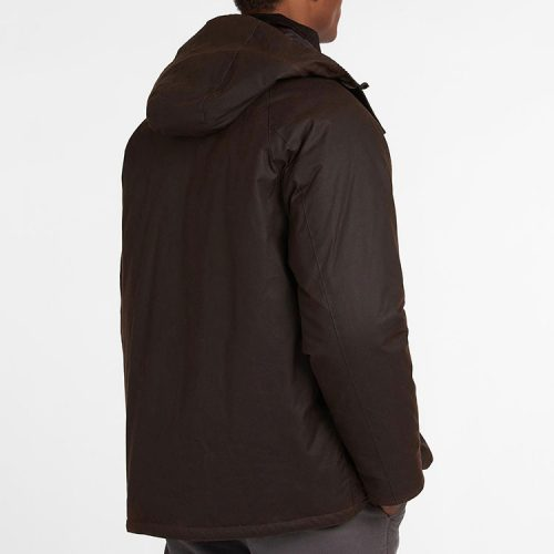 barbour-winter-bedale-wax-jacket-rustic-winter-red Available online or in store at assembly88 men's shop in Allentown, PA