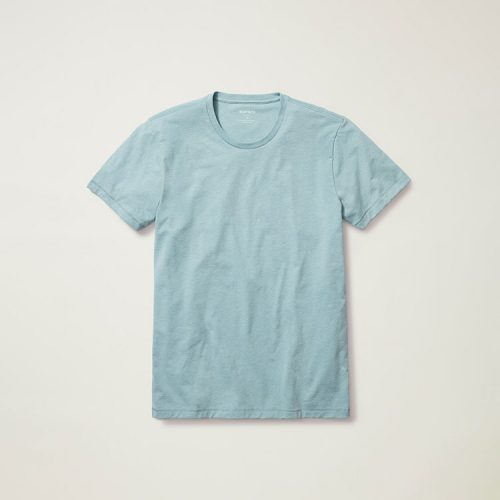 bonobos-soft-everyday-tee-heather-aloe Available online or in store at assembly88 men's shop in Allentown, PA