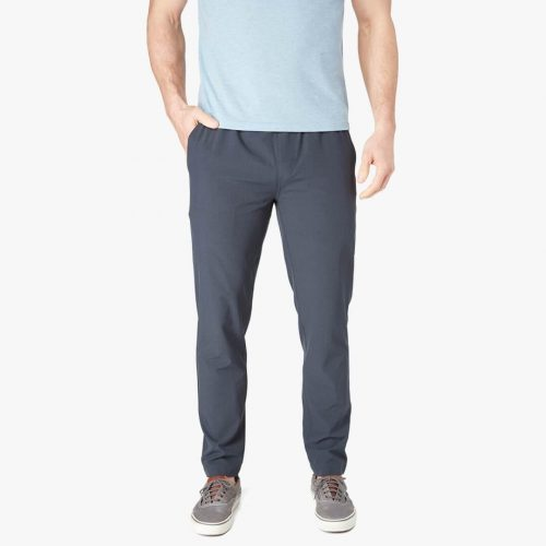 fair-harbor-the-one-pant-navy-men's-pants Available online or in store at assembly88 men's shop in Allentown, PA