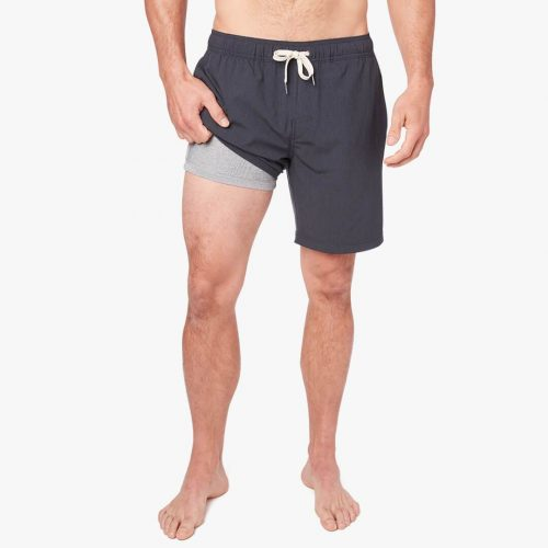 fair-harbor-the-one-short-navy-men's-shorts Available online or in store at assembly88 men's shop in Allentown, PA
