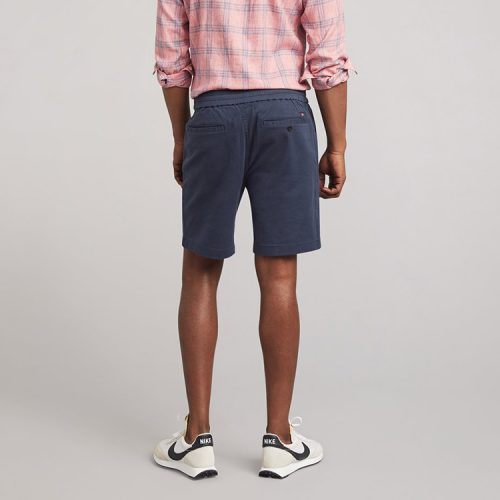 faherty-essential-short-weathered-navy Available online or in store at assembly88 men's shop in Allentown, PA