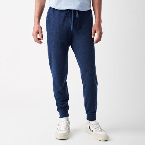 faherty-legend-sweatpant-navy-twill can be found online or in store at assembly88 men's store in Allentown, Pa.