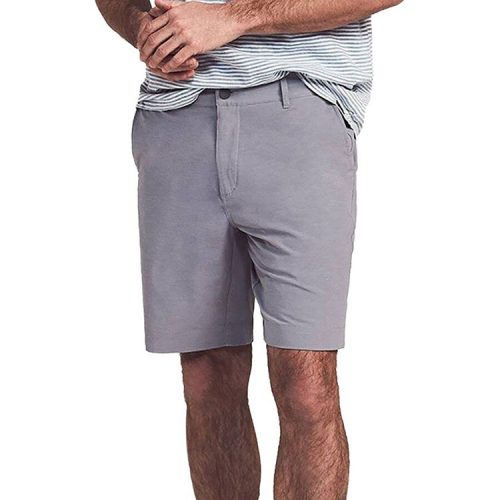 faherty-belt-loop-all-day-shorts-9-inseam-ice-grey Available online or in store at assembly88 men's shop in Allentown, PA