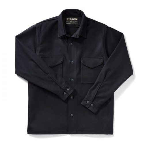 filson-jac-shirt-navy Available online or in store at assembly88 men's shop located in Allentown, Pennsylvania