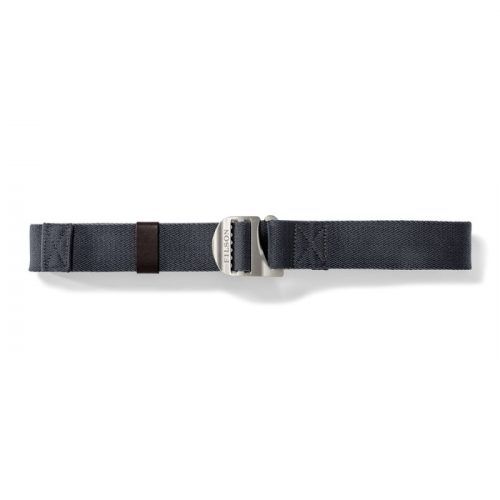 filson-togiak-belt-graphite-mens-belts Available online or in store at assembly88 men's shop located in Allentown, PA