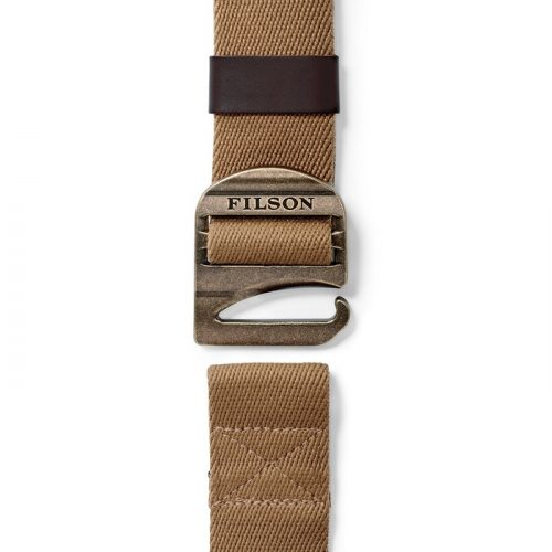filson-togiak-belt-tan-mens-belts Available online or in store at assembly88 men's shop located in Allentown, PA