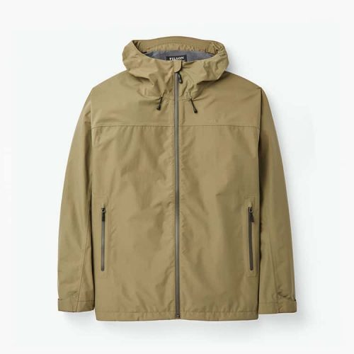 Filson Swiftwater Rain Jacket Field Olive