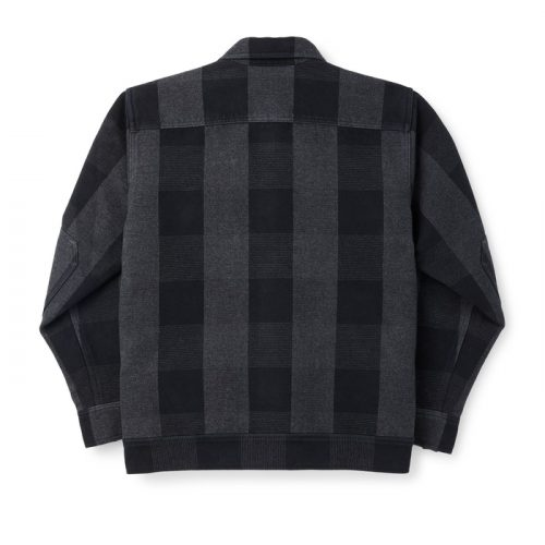 filson-beartooth-camp-jacket-black-gray-heather Available online or in store at assembly88 men's shop in Allentown, PA