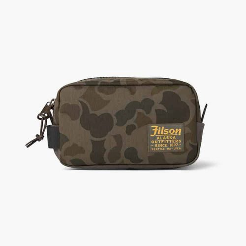 Filson Travel Pack Dark Shrub Camo