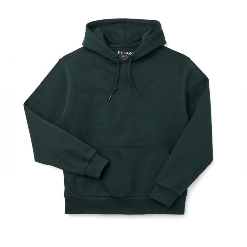 filson-prospector-hoodie-fir Available online or in store at assembly88 men's shop located in Allentown, PA