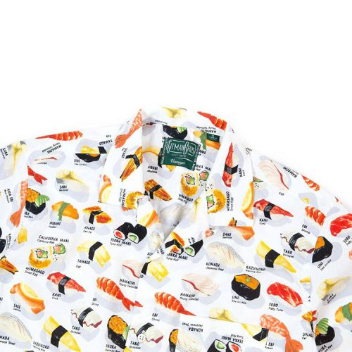 gitman-vintage-omakase-camp-collar-shirt-white Available online or in store at assembly88 men's shop in Allentown, PA