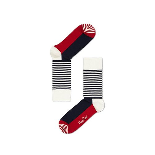 happy-socks-half-stripe-mens-happy-socks Available online or in store at assembly88 men's shop in Allentown, PA