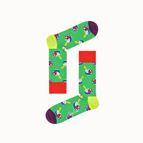 happy-socks-poke-bowl-sock-mens'socks Available online or in store at assembly88 men's shop in Allentown, PA