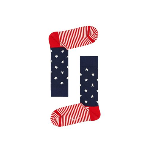 happy-socks-stars-stripes-mens-happy-socks Available online or in store at assembly88 men's shop in Allentown, PA