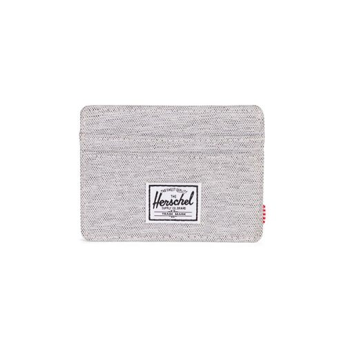 herschel-supply-charlie-wallet-light-grey Available online or in store at assembly88 men's shop in Allentown, PA