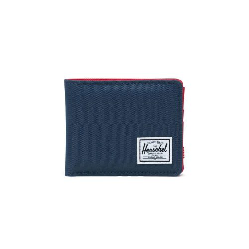 herschel-supply-roy-wallet-navy-red Available online or in store at assembly88 men's shop in Allentown, PA