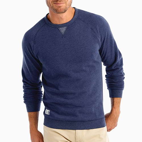 johnnie-O Pamlico Sweatshirt Twilight