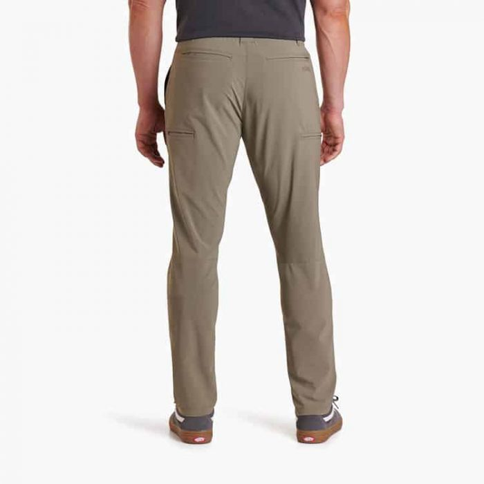 kuhl-navigatr-nylon pant-walnut for sale online and in store at assembly88 men's store in allentown, pa