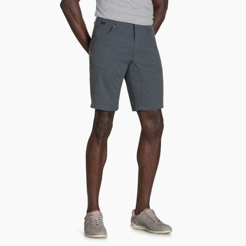 """kuhl-silencr-kargo-8""""-short-carbon-men's-short Available online or in store at assembly88 men's shop in Allentown, PA"""
