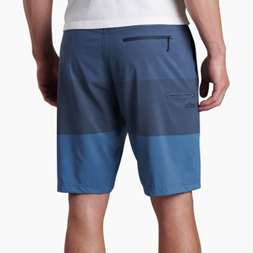 kuhl-vantage-short-pirate-blue-colorblock Available online or in store at assembly88 men's shop in Allentown, PA