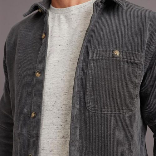 marine-layer-max-broken-in-corduroy-overshirt-in-blue-graphite Available online or in store at assembly88 men's shop in Allentown, PA