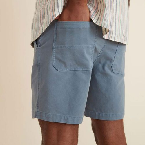 Marine-Layer-Saturday-Short-China-Blue-7 Available online or in store at assembly88 men's shop in Allentown, PA