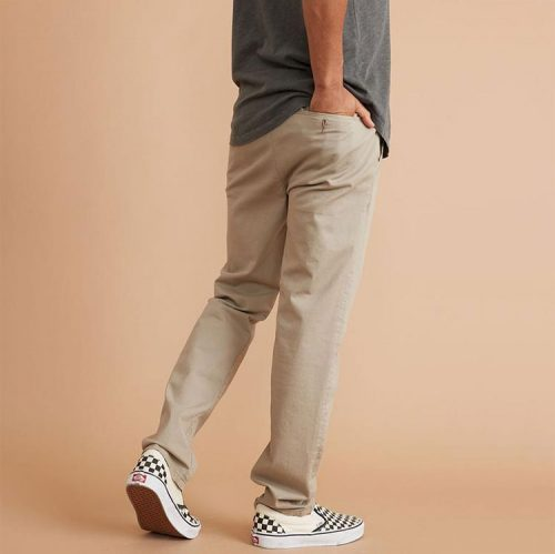 Marine-Layer-Saturday-Pant-Slim-Fit-in-Light-Taupe Available online or in store at assembly88 men's shop in Allentown, PA