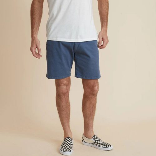 marine-layer-walk-short-in-faded-blue Available online or in store at assembly88 men's shop in Allentown, PA
