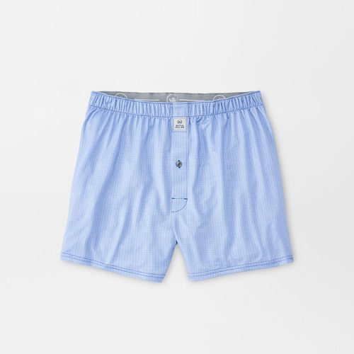 peter-millar-light-performance-boxer-true-blue Available online or in store at assembly88 men's shop in Allentown, PA