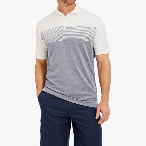 mizzenmain-phil-mickelson-polo-navy-white-stripe Available online or in store at assembly88 men's shop in Allentown, PA